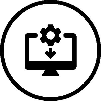 icona Installazione e personalizzazione incluse